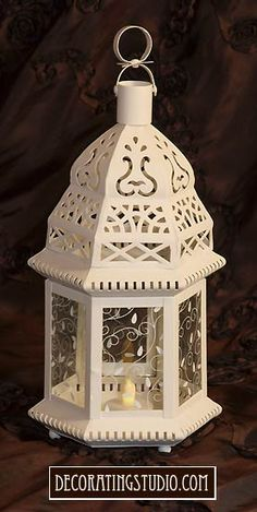 Wedding Lantern Centerpieces Ideas | view all of our wedding reception centerpiece and table decor finds!