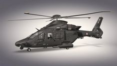 France - The Ministry of the Armed Forces launches the first military developments of the Guépard helicopter - EDR Magazine Little Bird Helicopter, Military Helicopter, Drones, Airbus Helicopters, Navy Military, Aircraft Design, Search And Rescue, Private Jet, Armored Vehicles