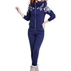 Angkel Womens Fashion Casual Keep Warms Sports Sweat Hoodies SweatPants Sweatsuit Angkel http://www.amazon.com/dp/B01CWXTH7Y/ref=cm_sw_r_pi_dp_2GMdxb04Y4BAK