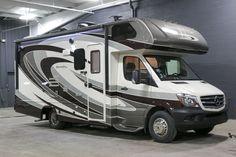 2017 Forest River Sunseeker 2400W Mercedes Sprinter Class C Motorhome RV Diesel