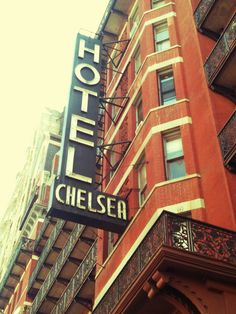 Chelsea Hotel - This old famous hotel, located in New York, has many haunting stories including a zombie, suicides, murders, and people losing their minds. It is also the place where Sid Vicious stabbed Nancy in room 100. Many films and music videos  have been filmed here, and numerous songs and novels have been written in the rooms at the Chelsea. Some of its guests include Marilyn Monroe, Arthur Miller, Leonard Cohen, Janis Joplin, Andy Warhol...