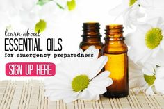 Free Essential Oils Course Webinar! Learn how to use essential oils during emergencies.