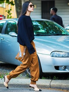 33+Street+Style+Outfits+That+Redefine+Casual+Cool+via+@WhoWhatWearUK