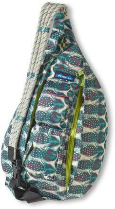 KAVU Rope Sling - Spotted Plum