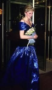 Image result for dianas blue gowns