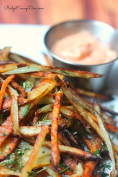 The BEST Fries EVER Recipe | Budget Savvy Diva