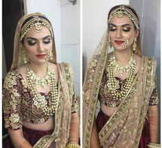 Beautiful bride by komal