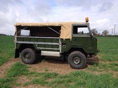 1975 Land Rover 101 Forward Control GS Petrol V8 *Automatic*   eBay
