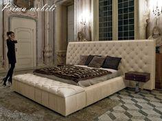 Mobili glamour ~ Gemma bed glamour italian bedroom design at cassoni bedroom