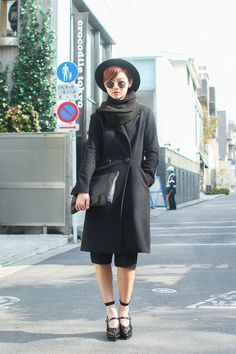 ストリートスナップ [KANAKO] | American Apparel, H&M, アメリカンアパレル, エイチアンドエム | 原宿 | Fashionsnap.com