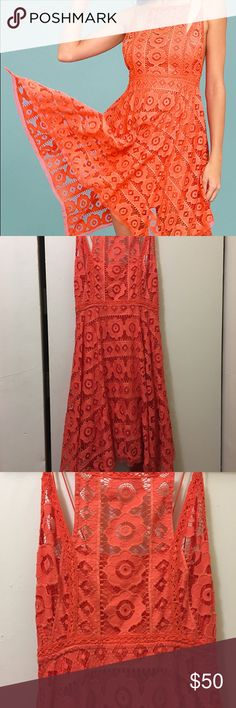 Free People Just Like Honey Dress Size 0 NWT Brand new with tags! Retails for $128. Free People Dresses