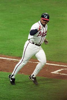 Eddie Pérez Best Baseball Player, Braves Baseball, Better Baseball, Atlanta Braves, Mlb, Sports, Group, Country, Board