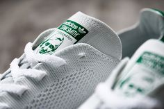 Image of A Closer Look at the adidas Originals Stan Smith Primeknit