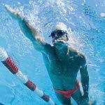 Balance and many drills are not the solution for improved swimming. Rather hand, arm, shoulder and timing mechanics are far more important. We& included 14 drills and tips to help you swim with less effort. Swimming Drills, Triathlon Swimming, Competitive Swimming, Swimming Tips, Swimming Diving, Sea Diving, Swimming Sport, Swim Training, Triathlon Training