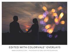 Firework Overlays For Photographers