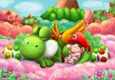 Mario Bros., Mario And Luigi, Yoshi, Princess Toadstool, Super Mario Art, Cute Games, Video Game Art, Super Smash Bros, Marvel Characters