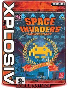 Space Invaders Anniversary (Jogo PC) [2003] - Jogos Antigos, Games Antigos, Jogos Antigos Download
