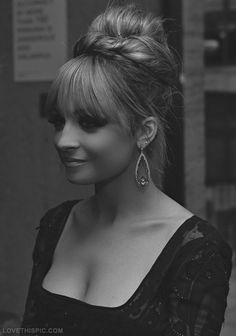 Nicole Richie Pictures, Photos, and Images for Facebook, Tumblr, Pinterest, and Twitter