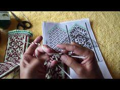 Вязание джурабов. Урок 5 - YouTube