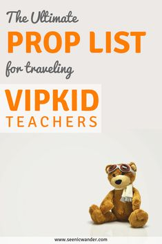 Nomadic VIPKID Classroom - The Ultimate VIPKID Props List for Traveling Teachers Want to travel and teach with VIPKID? Here are the props you'll need to be the best teacher you can be!D-list D-list could refer to Online English Teacher, Classroom Background, Traveling Teacher, Vip Kid, Online Classroom, Classroom Ideas, Classroom Organization, Online Programs, Best Teacher