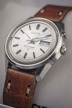 yourstyle-men: Seiko Bell-Matic 27J 1967