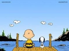 CHARLIE BROWN AND SNOOPY-My favorite of all cartoons!!!