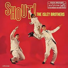"#119. ""Shout!"" (1959) ***  The Isley Brothers"