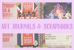 Art Journals & Scrapbooks