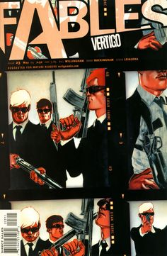 Collectibles Fine Jack Of Fables #23 Dc Comics Vertigo Nm