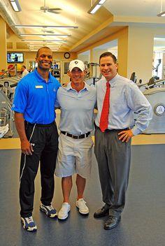 Richard Hollins, Coach Joey D...