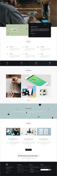 New Connection is a creative and unique #PSD template for multipurpose #agencies awesome website with 7 unique homepage layouts and 43 organized PSD pages download now➩ https://themeforest.net/item/new-connection-creative-multiconcept-psd-template/18816211?ref=Datasata