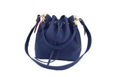 Stylish Yves Saint Laurent 311308 Blue Hobo Bag in Nappa Leather. on Chiq  $259.00 http://www.chiq.com/stylish-yves-saint-laurent-nappa-leather-hobo-bags/stylish-yves-saint-laurent-311308-blue-hobo-bag-na