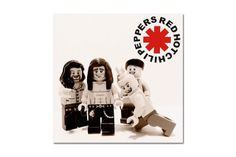 Red Hot Chili Peppers en Lego