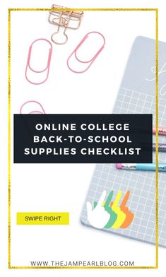 This year is a bit different. I've compiled a list of essential back-to-school items to ace your online semester in College College Dorm Essentials, College Hacks, College Fun, College Motivation, Student Motivation, University Life, School Items, College Application, Thing 1