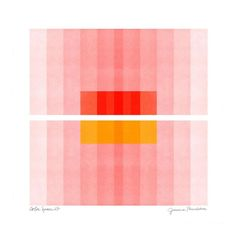 Space Series, Expressionist Artists, Josef Albers, Anni Albers, Thing 1, Museum Of Modern Art, Grafik Design, Color Theory, Abstract Print