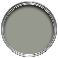 Buy Farrow & Ball Pigeon paint at Bloodline Merchants Sage Green Paint, Sage Green Bedroom, Sage Green Walls, Green Paint Colors, Sage Color, Kitchen Paint Colors, Bedroom Paint Colors, Paint Colors For Home, Grey Paint