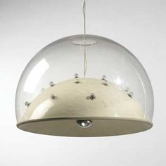1969_ pendat lamp model no.2130 by Gino Sarfatti for arteluce