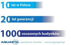 Osuszanie murów - www.aquapol.pl Chemistry