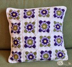 Crochet Cushion <3