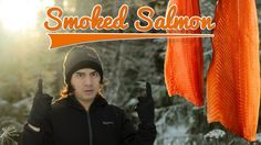 CÓMO HACER SALMÓN AHUMADO  How To Cook Smoked Salmon - Finland Style.   #mochileros #outdoor #cooking #food #comida #salmon #travel #viajes #fish