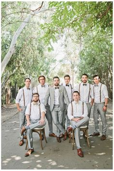 30 Best Groomsmen Photography Ideas Groomsmen Outfits, Groom And Groomsmen Attire, Bridesmaids And Groomsmen, Groom Outfit, Gray Groomsmen Suits, Bride Groom, Rustic Groomsmen Attire, Casual Groom Attire, Wedding Colors