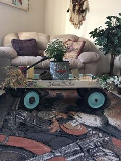 Everyone will be searching for old wagons after they see this!