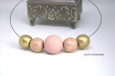 GATO Handmade: Noua colectie de coliere SPRING by GATO.Disponibil...