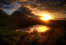 most-beautiful-places-usa-sunset-kauai-hawaii-hdr