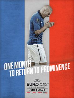 Euro 2012 Group D: France NT