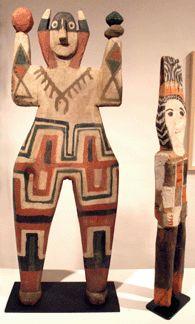 Native American Folk Art - Charlie Willeto