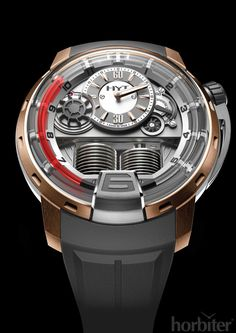 HYT Reloaded (and a sneak peek at Baselworld 2014)