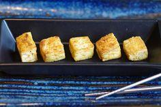 Simple Golden Tofu - TofuXpress Gourmet Food and Tofu Press Tofu Recipes, Gourmet Recipes, Cooking Recipes, Cooking Hacks, Vegetarian Recipes, Grilled Tofu, Baked Tofu, Teriyaki Tofu, How To Press Tofu