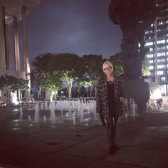What I wore to the theater...(downtown LA). Yes, those are leather pants... 😉 . . #style #styleblogger #stylenotage #fashionblogger #40plusstyle #unefemmeduncertainage #smartcasual #theater #dressedup http://liketk.it/2q6tJ @liketoknow.it #liketkit #nytstylenotage #downtownLA