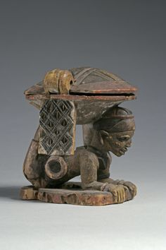 Yoruba Agere Ifa (Divination Cup), Nigeria http://www.imodara.com/post/91485387429/nigeria-yoruba-agere-ifa-divination-cup